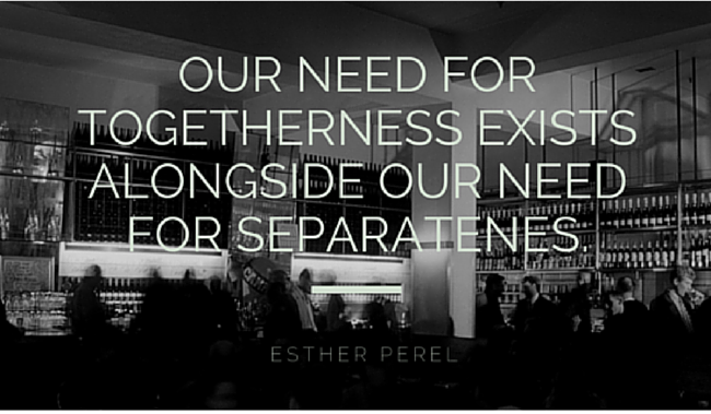 Esther Perel on Erotic Intelligence (1)