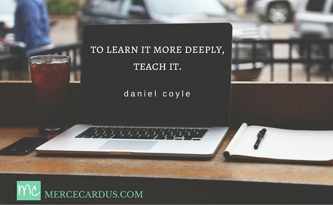 3 Tips For Improving Your Skills Merce Cardus