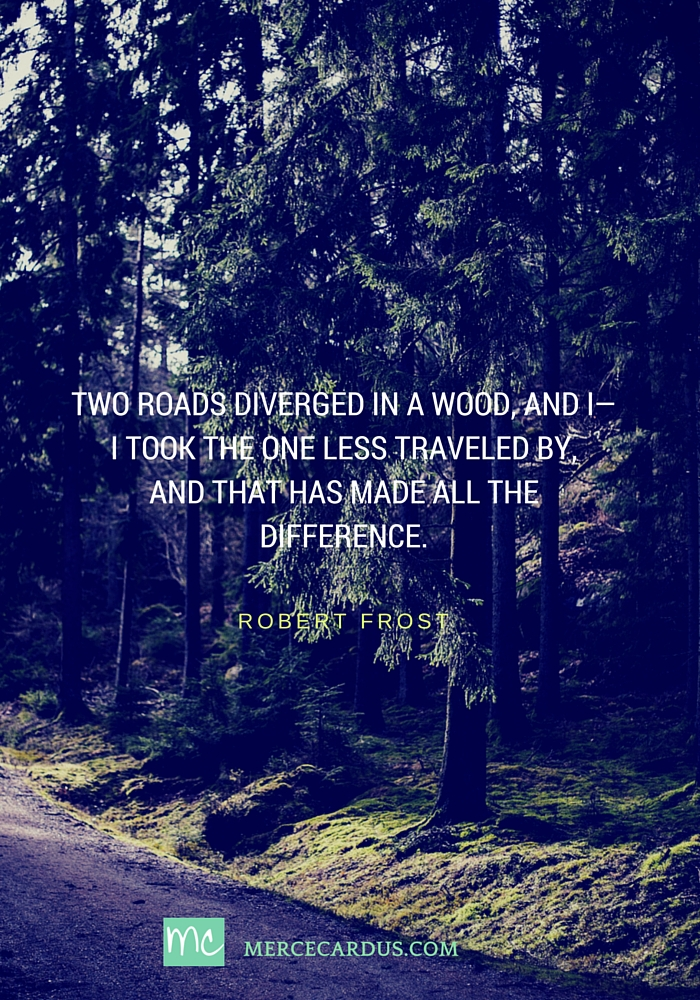 """the road less traveled essay Need essay sample on essay on robert frost's """"the road less traveled"""" - essay on robert frost's """"the road less traveled"""" introduction."""