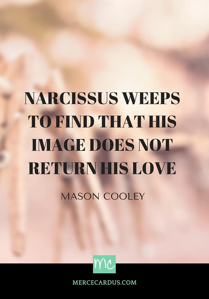 The Psychology Of Narcissism | Merce Cardus
