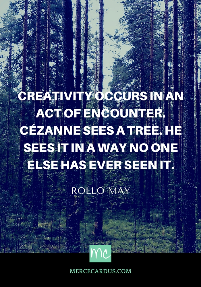 Rollo May on the courage to create