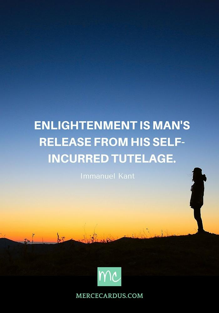Kant on enlightenment